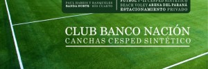 complejo banco nacion deportes | canchas | piletas | privadas en ranqueles, rio cuarto, banda norte, cordoba