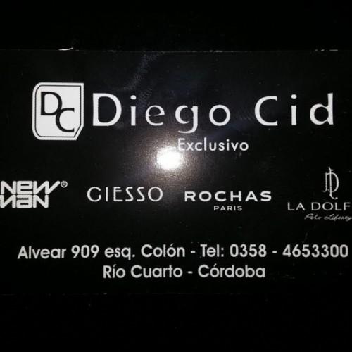 Diego Cid Indumentaria Masculina Ropa Moda Adultos Guia