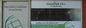 global pack srl transportes | comisiones | fletes | correos en andrés dadone 850, rio cuarto, cordoba