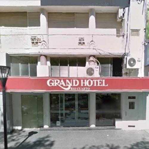 GRAND HOTEL RIO CUARTO, noche hoteles alojamientos. Guia Comercial ...