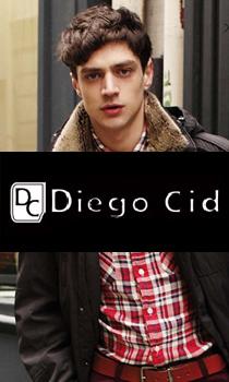 publicidad Diego Cid - Indumentaria masculina