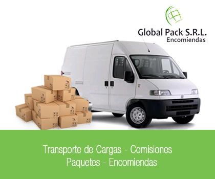 publicidad GLOBAL PACK SRL