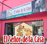 publicidad Consultorio Veterinario El Se�or De La Casa