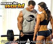 publicidad Muscle World