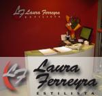 publicidad LAURA FERREYRA  -  ESTILISTA