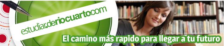 publicidad ESTUDIAR DE RIO CUARTO