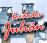 publicidad BORDADOS JULIAN