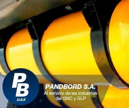 publicidad PANDBORD GAS