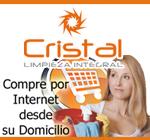 publicidad CRISTAL LIMPIEZA INTEGRAL
