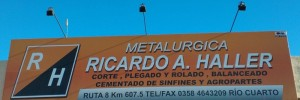 metalurgica haller construccion | metalurgica | herreria en ruta 8 km. 607,5 , rio cuarto, cordoba