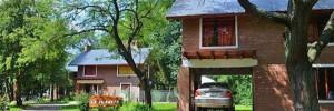 cabañas la juanita alojamientos | villa general belgrano en gps: 31° 58' 19'' s / 64° 32' 48'' s, villa general belgrano, cordoba