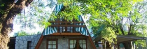 alpinas jaribell alojamientos | embalse en segunda usina, embalse, cordoba