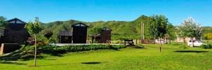 el atalaya cabañas alojamientos | sierras de cordoba en calle los alamos s/n, villa rumipal, cordoba