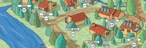 el rodeo apart- cabañas & suites alojamientos | sierras de cordoba en , santa monica, cordoba
