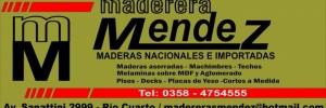 maderera mendez construccion | madereras | carpinteria en av sabattini 2999, rio cuarto, cordoba